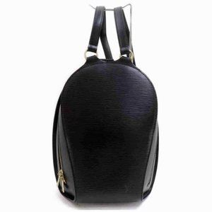 100% Auth Louis Vuitton Mabillon BlackEpi BackPack